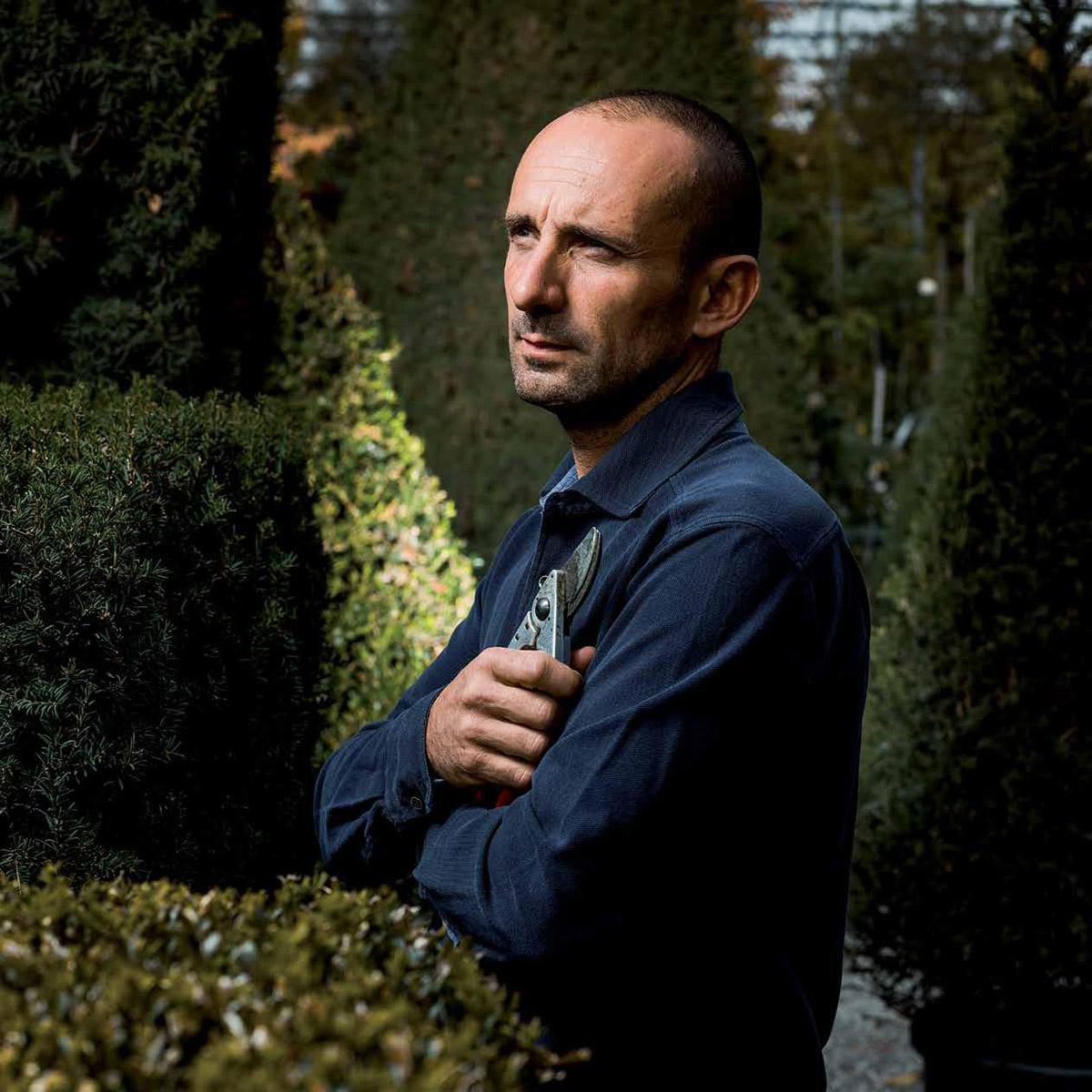 Flavio Miretti, Miretti Giardini (Piemonte)