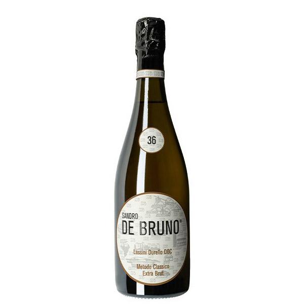 Durello 36 mesi 2015, Sandro De Bruno (Veneto) - Metodo tradizionale, Extra Brut