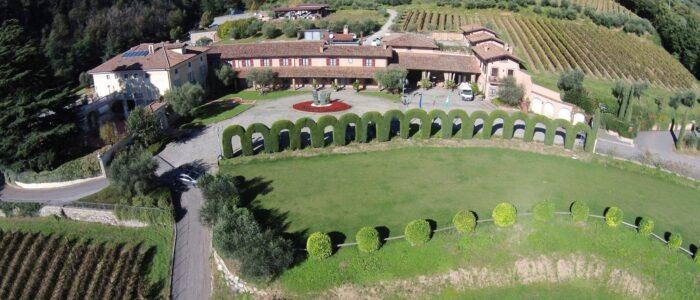 Tenute La Montina, Franciacorta (Lombardia)