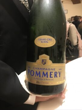 Champagne day - Pommeery