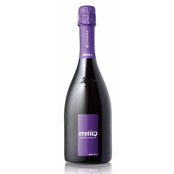 Quadra (Lombardia), Franciacorta Docg EretiQ 2013 Dosaggio Zero