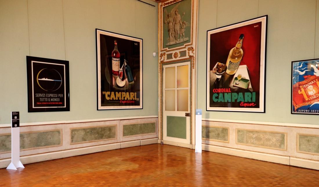 La strada come galleria, Torino