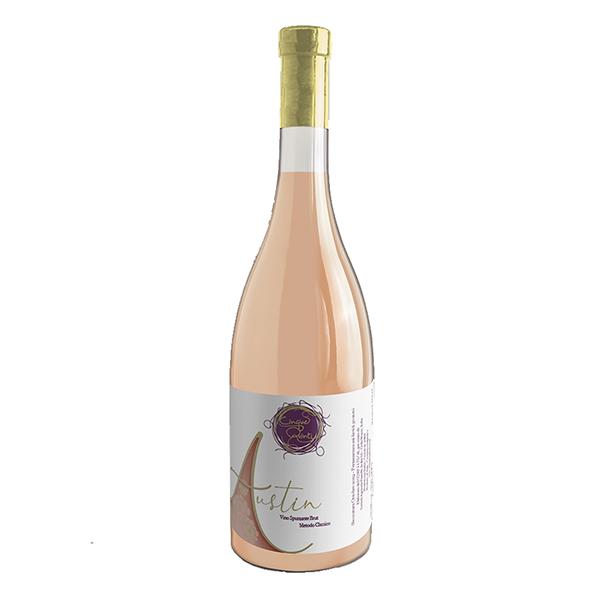 Cinque Quinti (Piemonte) - Austin Rosé, Metodo classico Brut