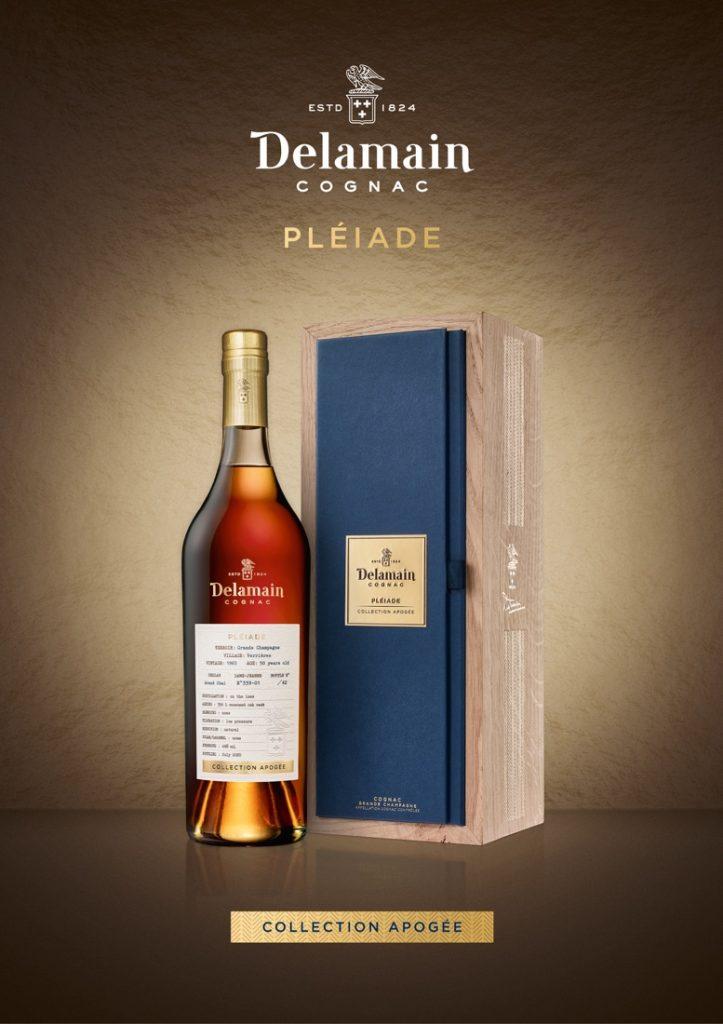Cognac Delamain - Pléiade - Collection Apogée