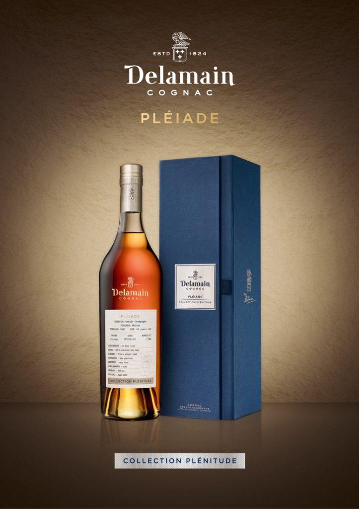 Cognac Delamain - Pléiade - Collection Plénitude
