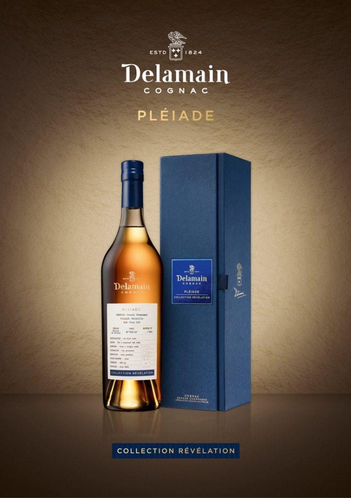 Cognac Delamain - Pléiade - Collection Révélation