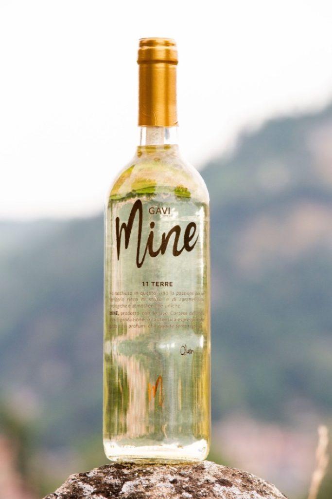 Gavi Docg Mine Wine, Giusi Scaccuto Cabella