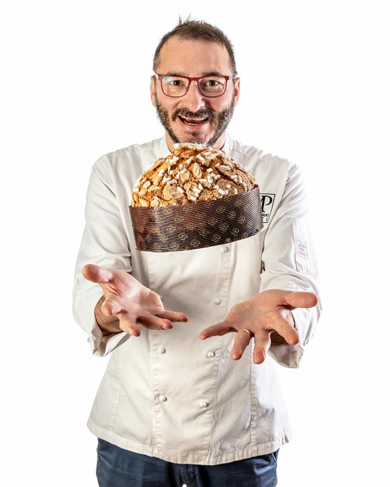 Massimiliano Prete Panettone
