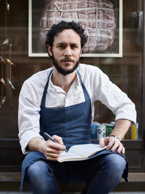 Marco Ambrosino chef di 28 posti