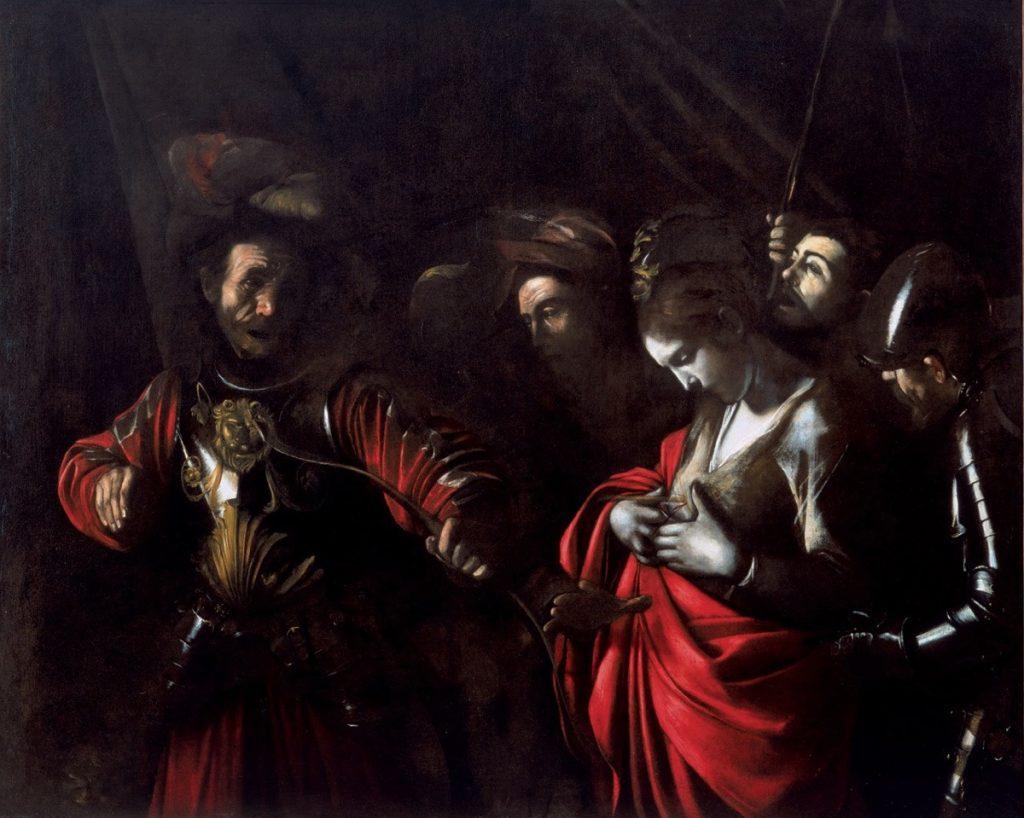 Gallerie d'Italia, Intesa Sanpaolo - Martirio di Sant'Orsola, Caravaggio, Palazzo Zevallos Stigliano @ Gallerie d'Italia