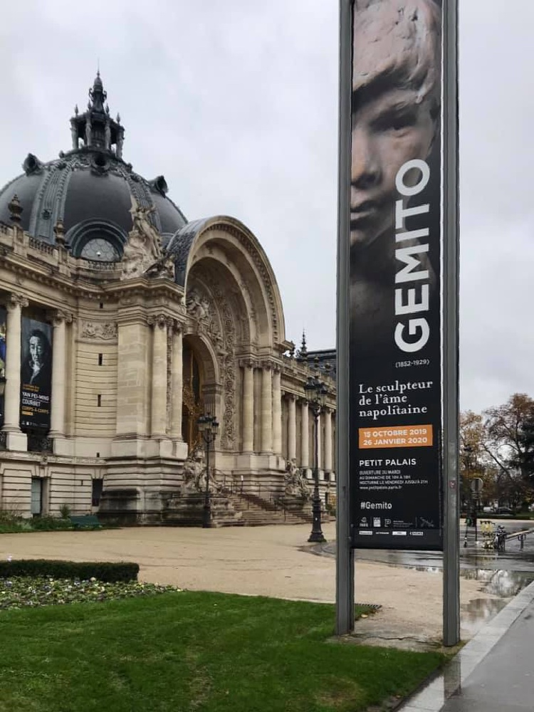 Gallerie d'Italia, Intesa Sanpaolo - Mostra Gemito, Petit Palais, Parigi @ Carmen Guerriero