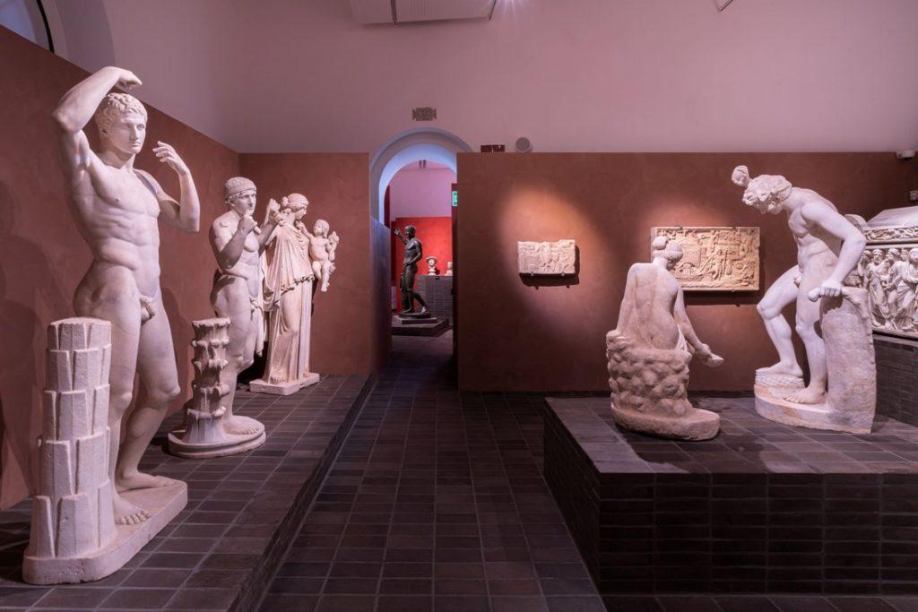mostra 'I Marmi Torlonia' Roma