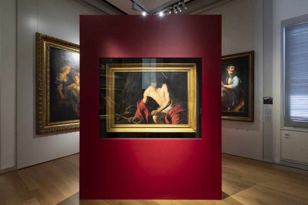 Michelangelo Merisi da Caravaggio - San Giovanni Battista