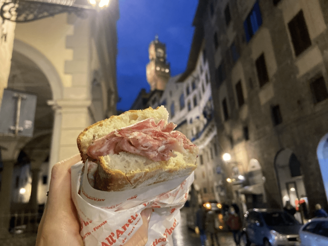 All'Antico Vinaio, Firenze